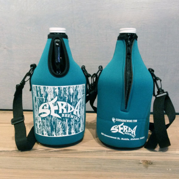Serda Brewing Growler Coolie