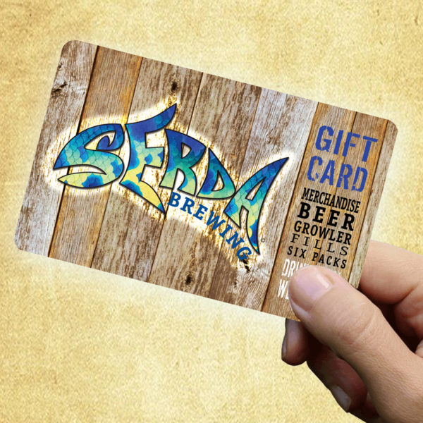 Serda Brewing Gift Card