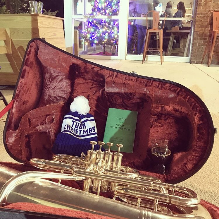 Tuba Christmas Serda Brewing