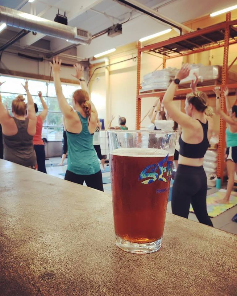 Serda Brewing Pilates