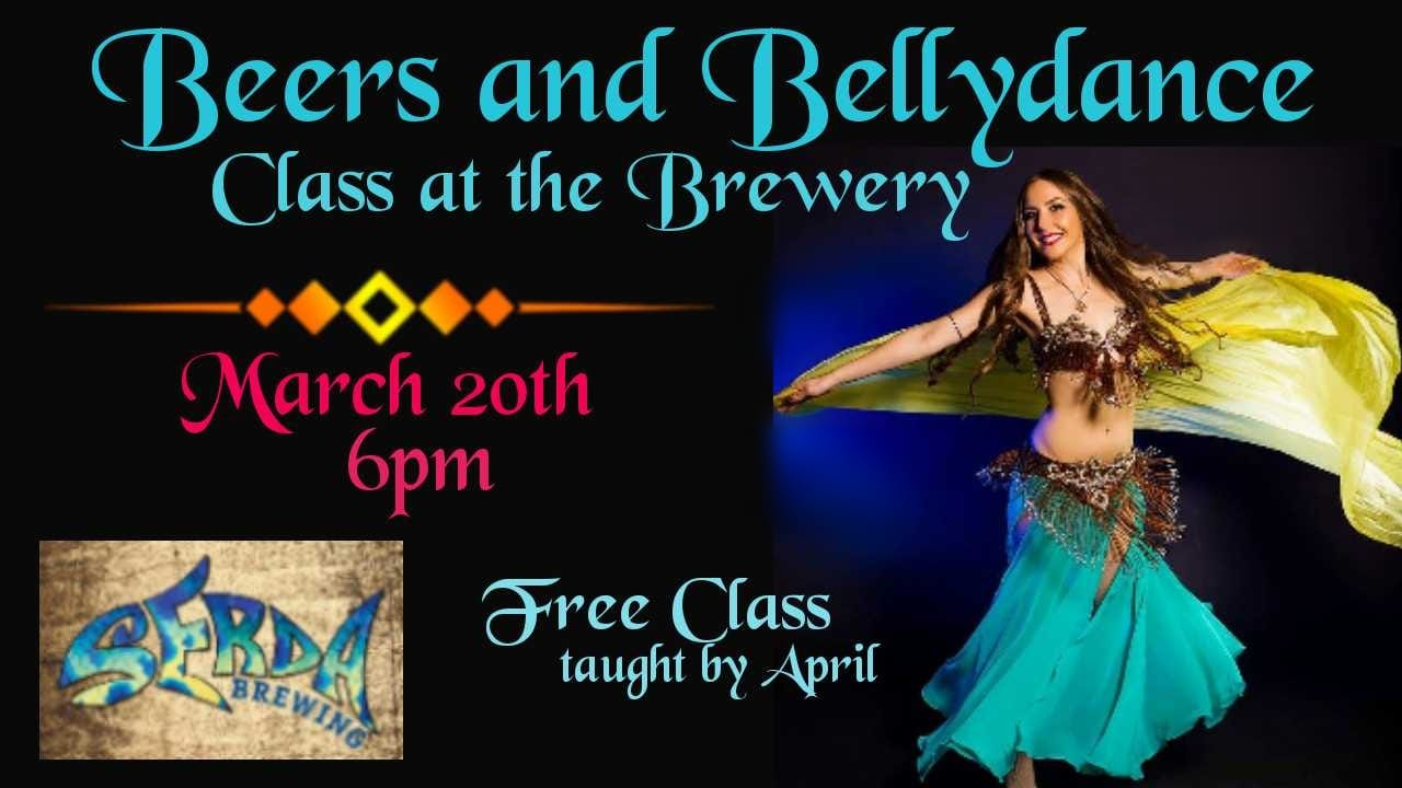 Beers and Belly Dancing