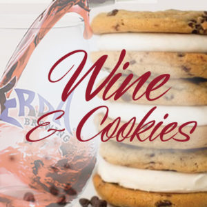 Wine & Cookie Pairing
