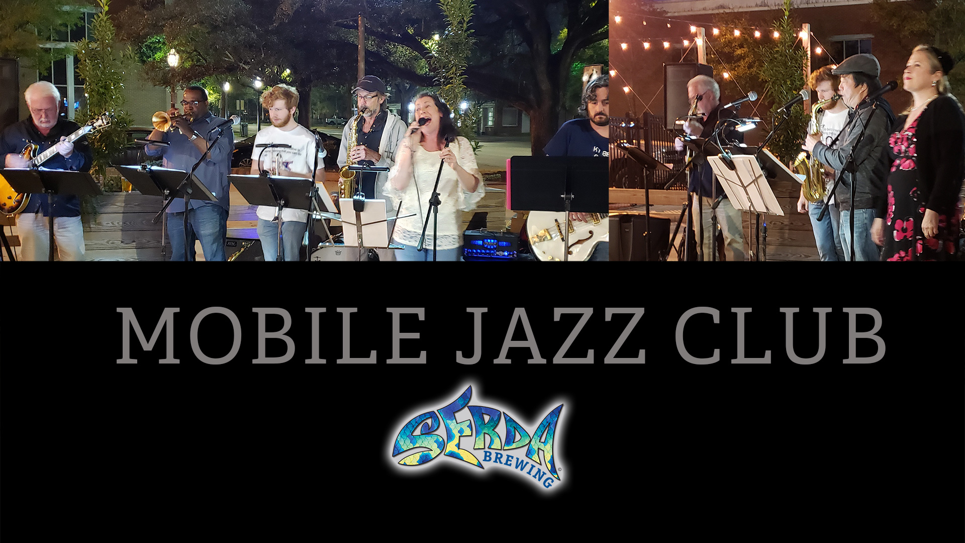 Serda Brewing Mobile Jazz Club